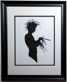 """""""Edward Scissorhands"""" by Jordan Monsell"""