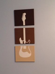 Love this... canvas and a little Uppercase! #uppercaseliving