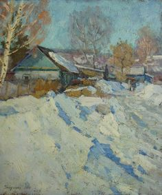REPINART (home of russian impressionism): GALLERY#22 Soviet art part 2