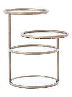 Quincy Side Table by Four Hands at Gilt