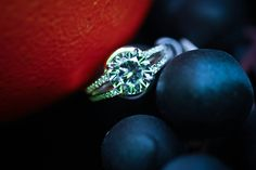 An Amazing Bridget Durnell Design - this is the ring for you if you want to turn heads! www.durnell.com www.karatsburgh.com