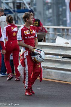 Sebastian Vettel by Marco on 500px