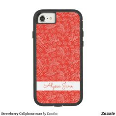 Strawberry Cellphone case