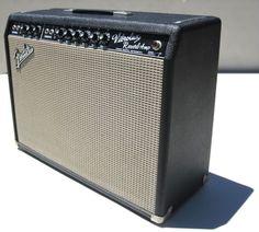 Vintage Fender 1966 Vibrolux Reverb