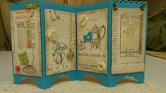 Screen Card Screen Cards, Card Kit, Folded Cards, Screens, Cardmaking, Stamping, Card Ideas, Oriental, Divider