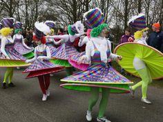carnaval loopgroep | Trots op Halfvastenoptocht Angerlo