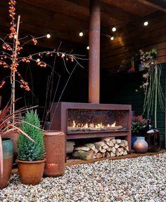 Go Green, Garden Furniture, Garden Inspiration, Outdoor Gardens, Outdoor Living, Garden Design, Home And Garden, Backyard, Exterior