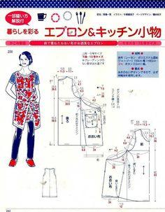 Diy Clothing, Clothing Patterns, Dress Patterns, Apron Dress, Diy Dress, Jacket Pattern, Top Pattern, Fashion Sewing, Diy Fashion