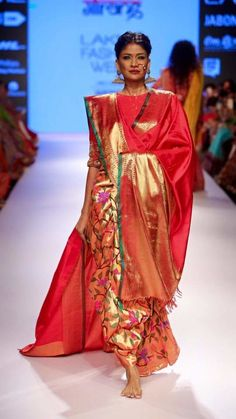 evergreen #traditionalweaves#now in latest fashion