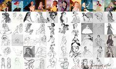 Disney concept art.