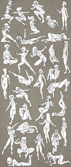 Figure Drawing Poses Walrus Shit — Female Study Sketchdump by *EleonoraBertolucci Human Figure Drawing, Figure Drawing Reference, Art Reference Poses, Female Pose Reference, Anatomy Reference, Sitting Pose Reference, Body Reference, Art Sketches, Art Drawings