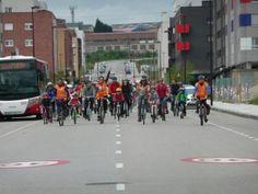 tercera bicicletada medioambiental 30 dias en bici gijon