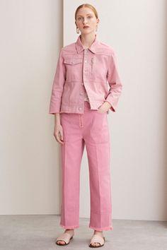 Романтичный розовый деним — на лето