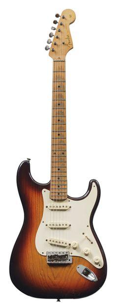 1957 Fender Stratocaster (Refinished)