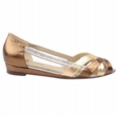 J. Renee Cori Shoes (Metallc Multi) - Women's Shoes - 7.5 M