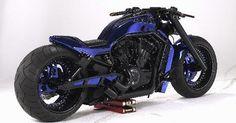 Harley Davidson V-Rod Tuning…omg seriously the greatest!