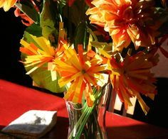 Paper Flowers by ziggiau