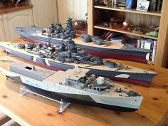 3 x radio #controlled #model #boats/battleships - bismark, yamato, hms bluebell ,  View more on the LINK: 	http://www.zeppy.io/product/gb/2/112046571394/