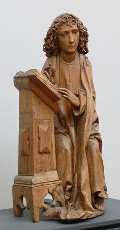 Riemenschneider Evangelisten Johannes - Category:Tilman Riemenschneider - Wikimedia Commons