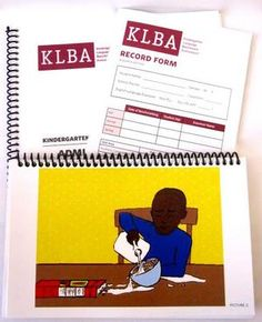 Smart Speech Therapy: Review and Giveaway-Kindergarten Language Benchmark Assessment (KLBA+test). Ends 2/12/15. Pinned by SOS Inc. Resources. Follow all our boards at pinterest.com/sostherapy/ for therapy resources.