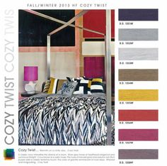 fw14 Trend Color Home Interiors 5