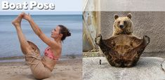 27 Yoga Positions Demonstrated By Animals
