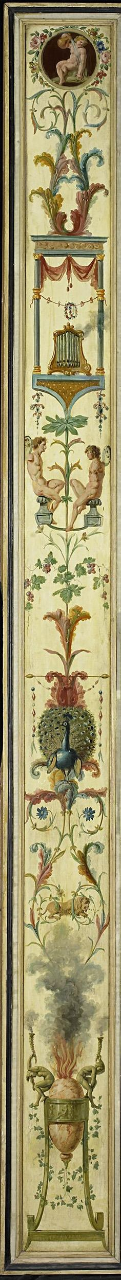 Jan Kamphuysen (Amsterdam 1760-1841) Re-Create this with Deco Haven Artistry, Murals  Decorative Painting!