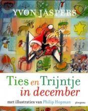 Ties en Trijntje in december - Yvon Jaspers