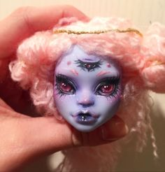 monster high custom | Tumblr