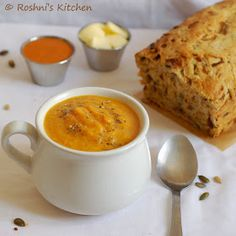 Roshni's Kitchen: Vegan Butternut Squash Soup