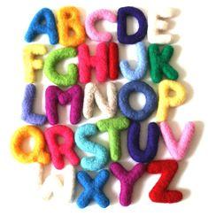 Free alphabet poster download