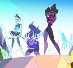 Crystal Gems, Steven Universe