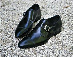 Zapatos con hebilla para caballero Versace 19V69