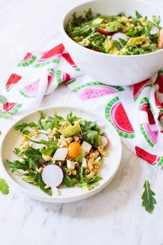 Healthy Garden Pasta Salad | Nutrition Stripped