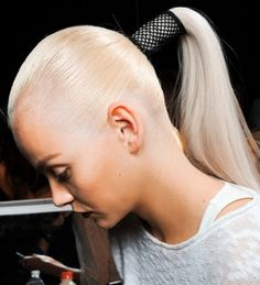 Ponytail Hairstyles 2012 Trends for Girls