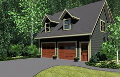 GREAT LANEWAY HOME. The Copper Creek - Prefabricated Home Plans | Winton Homes