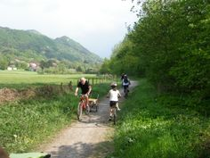 [Idée balade vélo] Pédalez le long de l'Arve… Le Chemin de l'Arve, vous propose une balade de 11km en toute sécurité, sur une belle voie rustique (revêtement naturel), le long de la rivière entre Bonneville et Nangy, pour vous emmener à la découverte des étangs et anciennes ballastières (carrières). Départ : Bonneville / Parking de Nangy Dénivelé : Plat Longueur : 22 km A/R /// Plus d'idées : www.hautesavoie-rando.fr