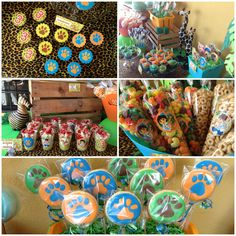 The amazing Go Diego Go Party! Birthday Themes For Boys, Baby Boy Birthday, 4th Birthday Parties, 2nd Birthday, Birthday Ideas, Go Diego Go, Safari Theme Party, Party Items, Party Planning