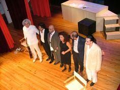 Apologia di Socrate al Teatro Sollima di Marsala