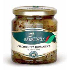 Barbuscia Carciofetta romanesca, afilo.it