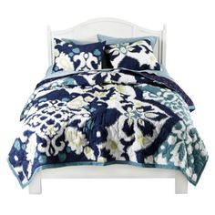 Luv this Boho bedding from Target!