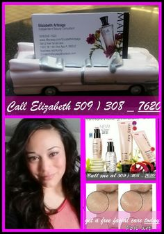 Call Elizabeth 509 ) 308 _ 7630 se habla espanol tambiem dulce4455@hotmail.com  Only in tri-cities wa  Get a free facial care today