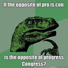 Legislative dinosaur