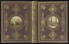 William Howitt. RUINED ABBEYS AND CASTLES OF GREAT BRITAIN. London: Alfred W. Bennett, 1864.