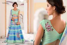 Shop This Lehenga Choli http://gunjfashion.com/