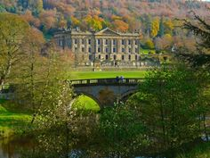 Chatsworth, beautiful house, beautiful gardens. Well worth the long journey to get there x