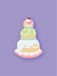 daily illustration: 17/05/14 - mendl's pasty