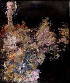 UNTITLED 17 - gabon  www.gabongabon.com   150x135 cm
