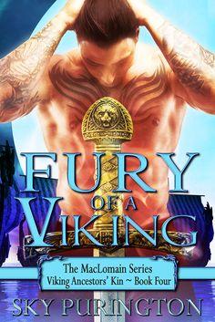 25/04/17 Fury of a Viking The MacLomain Series Viking Ancestors' Kin Book 4 Sky Purington Genre: Time-travel Fantasy Romance Date of Publication: April 17th, 2017 ASIN: B01N4P4IO4 Number of …
