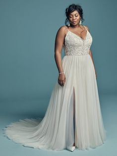 45acd99ad5c12 70 Stunning Plus Size Wedding Dresses for 2018-2019 Brides